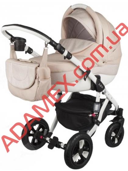 Коляска 2в1 Adamex Avila Eco 649K