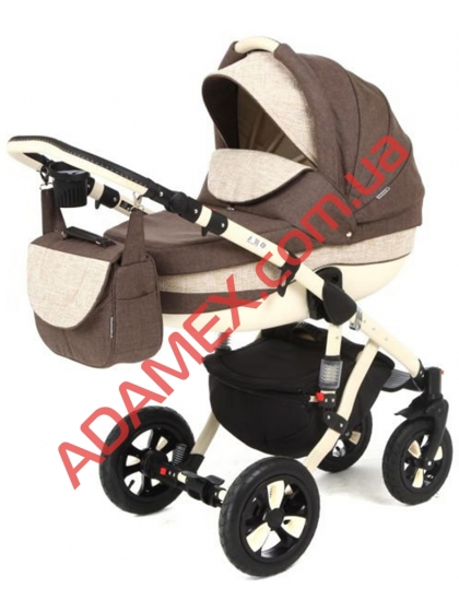 Коляска 2в1 Adamex Avila Eco 610K