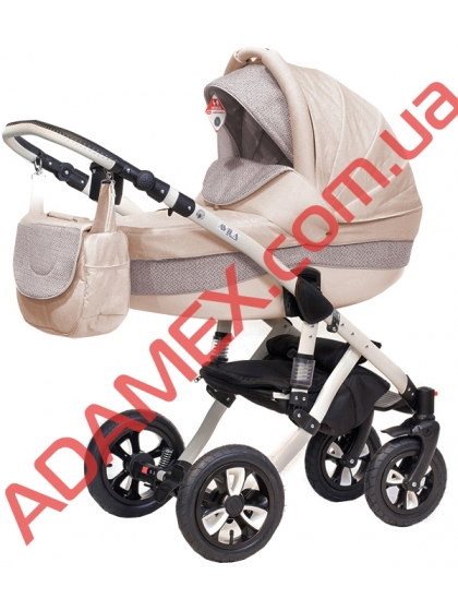 Коляска 2в1 Adamex Avila Eco 612K