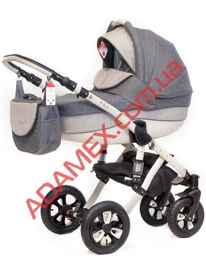 Коляска 2в1 Adamex Avila Eco 613K