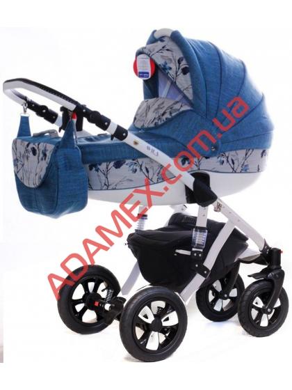 Коляска 2в1 Adamex Avila Eco 622K