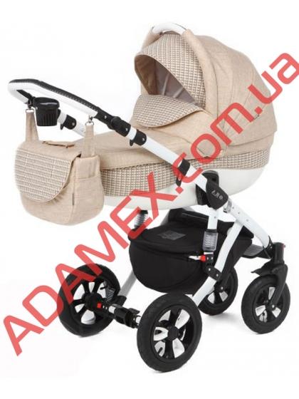 Коляска 2в1 Adamex Avila Eco 638K