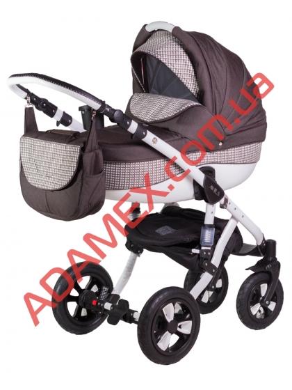 Коляска 2в1 Adamex Avila Eco 647K