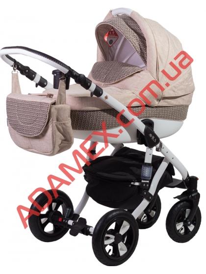 Коляска 2в1 Adamex Avila Eco 648K