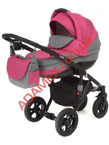Коляска 2в1 Adamex Avila Len 401L