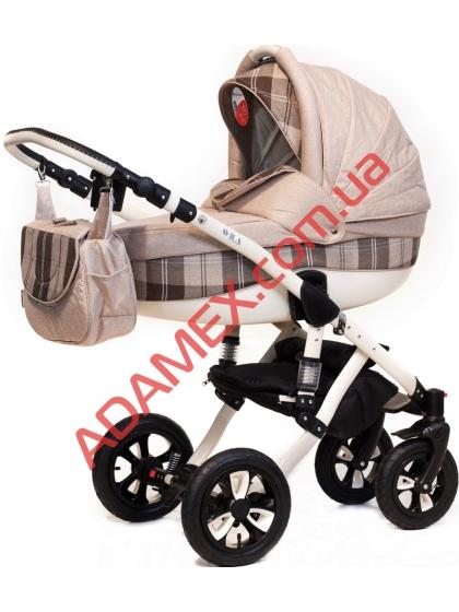 Коляска 2в1 Adamex Avila Eco 624K