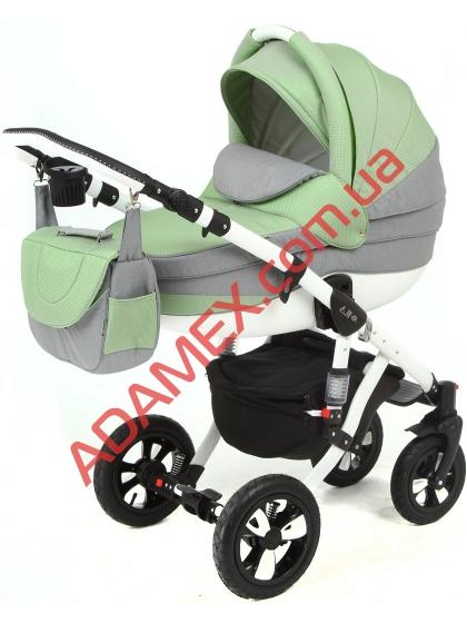 Коляска 2в1 Adamex Avila Len 89L