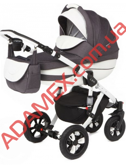 Коляска 2в1 Adamex Avila Pik12