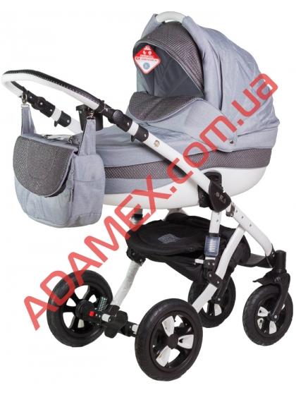 Коляска 2в1 Adamex Avila Pik3