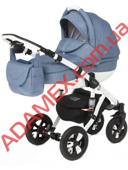 Коляска 2в1 Adamex Avila Pik35