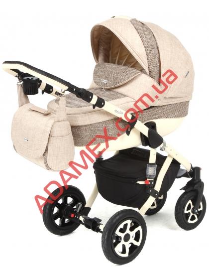 Коляска 2в1 Adamex Barletta Eco 601K