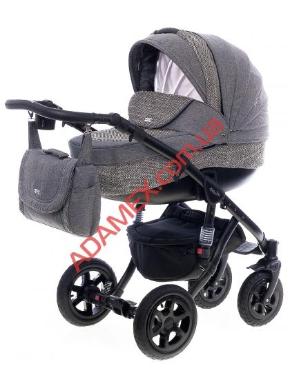 Коляска 2в1 Adamex Barletta Eco 603K
