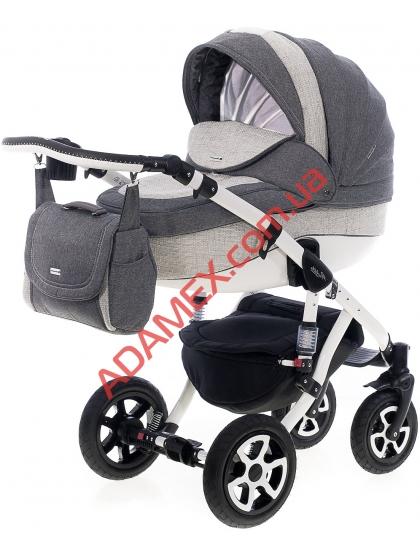 Коляска 2в1 Adamex Barletta Eco 604K