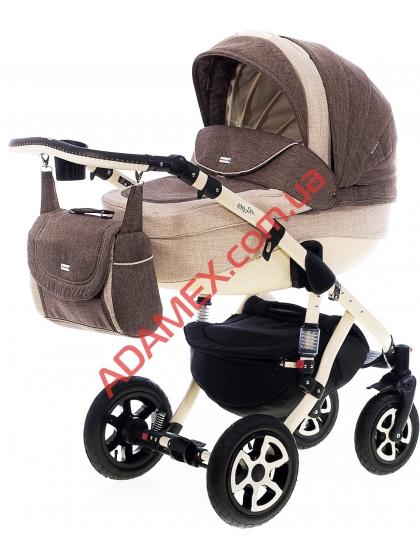 Коляска 2в1 Adamex Barletta Eco 610K