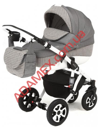 Коляска 2в1 Adamex Barletta Eco 650K