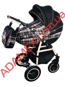 Коляска 2в1 Adamex Champion 548G