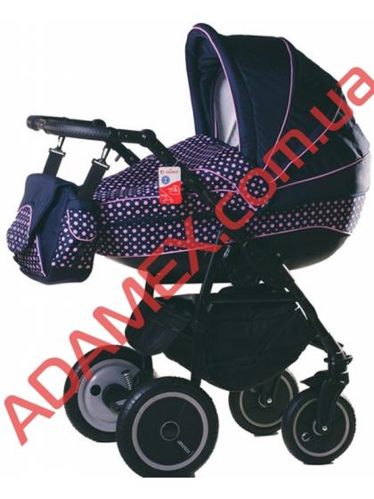 Коляска 2в1 Adamex Champion 560G