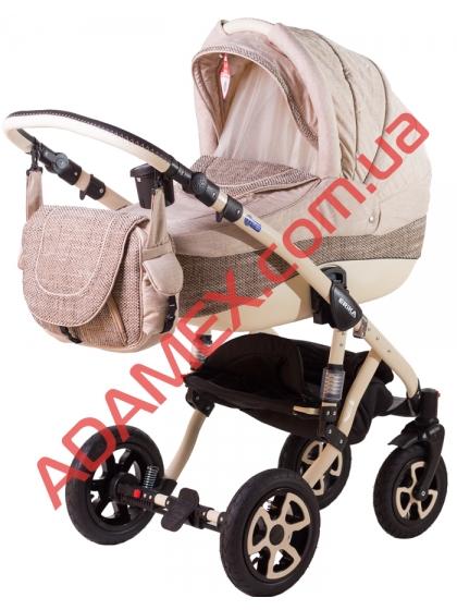 Коляска 2в1 Adamex Erika Eco 601K