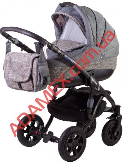 Коляска 2в1 Adamex Erika Eco 603K