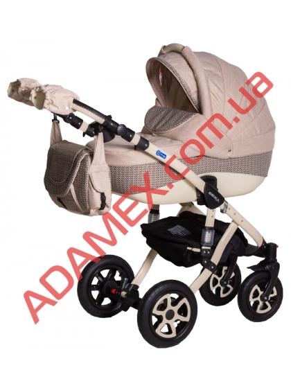 Коляска 2в1 Adamex Erika Eco 648K