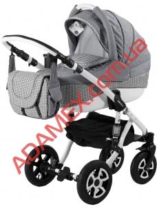 Коляска 2в1 Adamex Erika Eco 650K