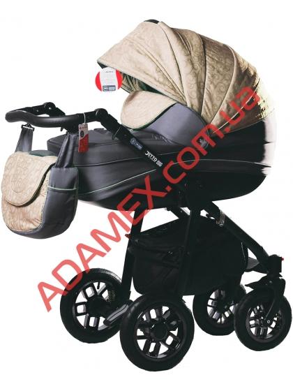 Коляска 2в1 Adamex Jetto 511G