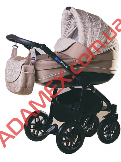 Коляска 2в1 Adamex Jetto 536G