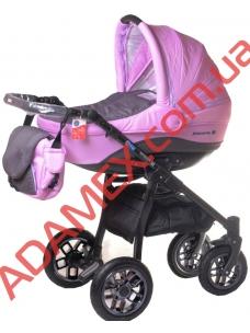 Коляска 2в1 Adamex Jogger 136T