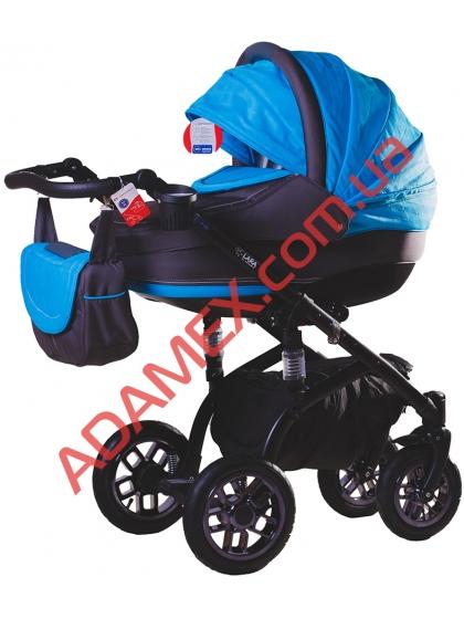 Коляска 2в1 Adamex Lara 506G