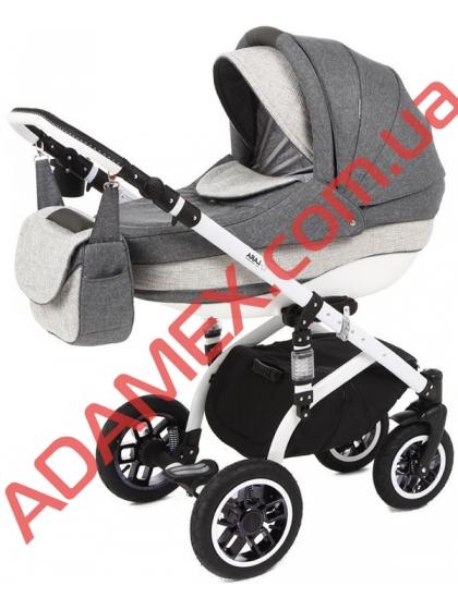 Коляска 2в1 Adamex Lara Eco 604K