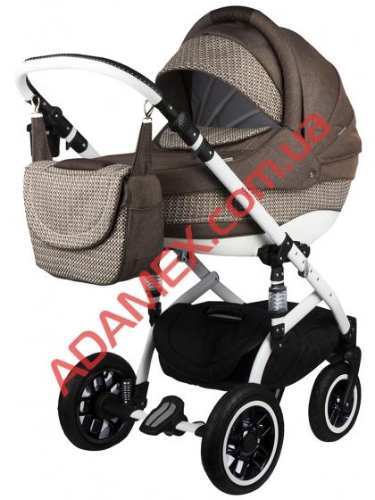 Коляска 2в1 Adamex Lara Eco 633K