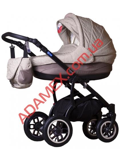 Коляска 2в1 Adamex York 512G