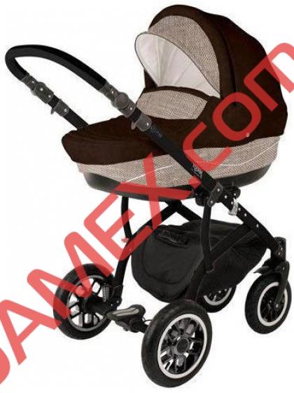 Коляска 2в1 Adamex York Eco 600K