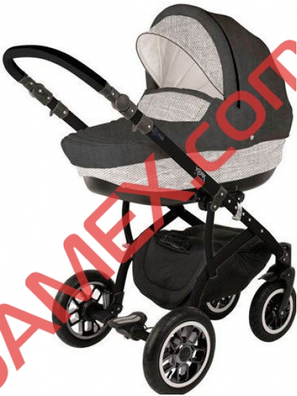 Коляска 2в1 Adamex York Eco 604K
